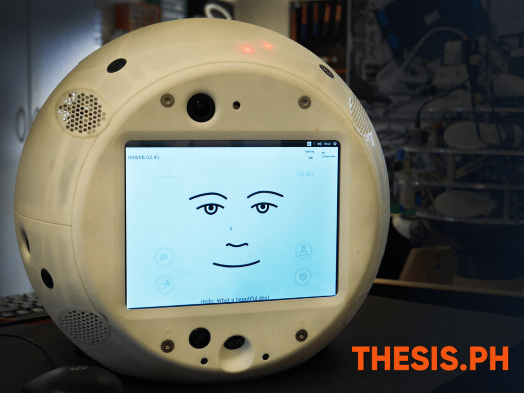 Applications of Artificial Intelligence Robots in Space Technology - THESIS.PH