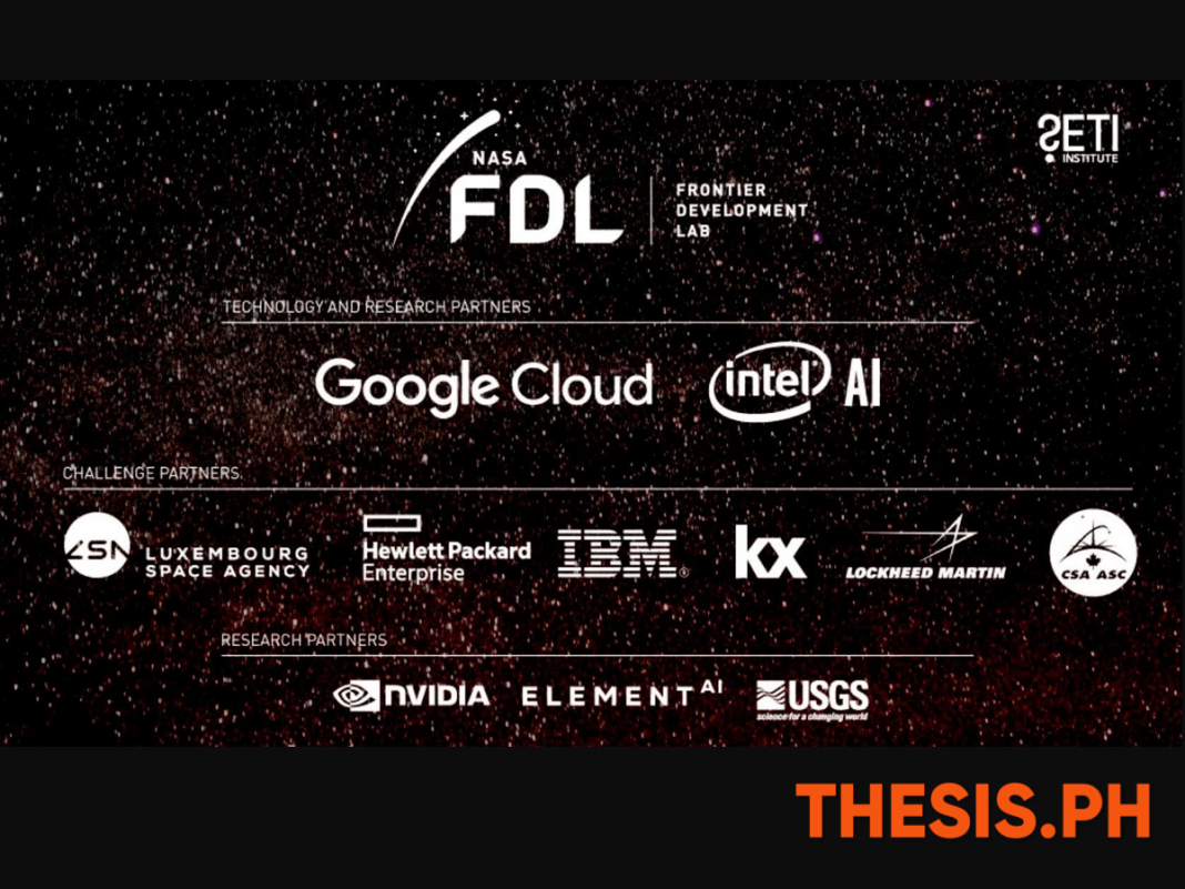 Artificial Intelligence Succors in FDL Space Science Technologies - THESIS.PH
