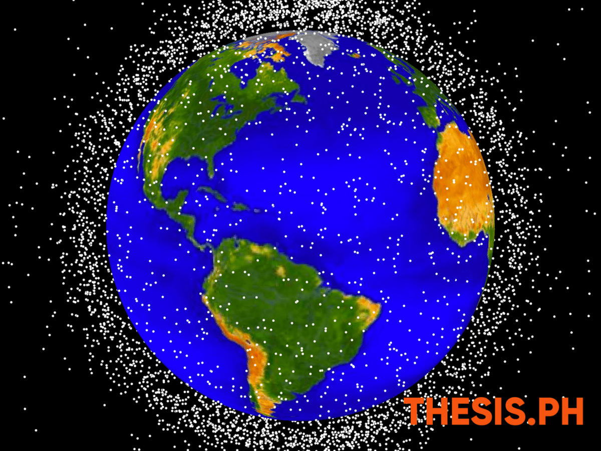 Contribution of Human Kind to Space Litter Debris - THESIS.PH