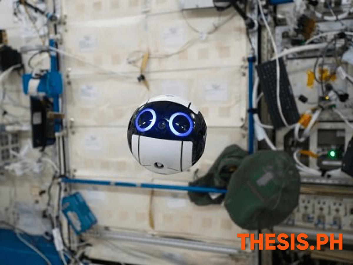Japanese Space Agency's (JAXA's) Int-Ball - THESIS.PH