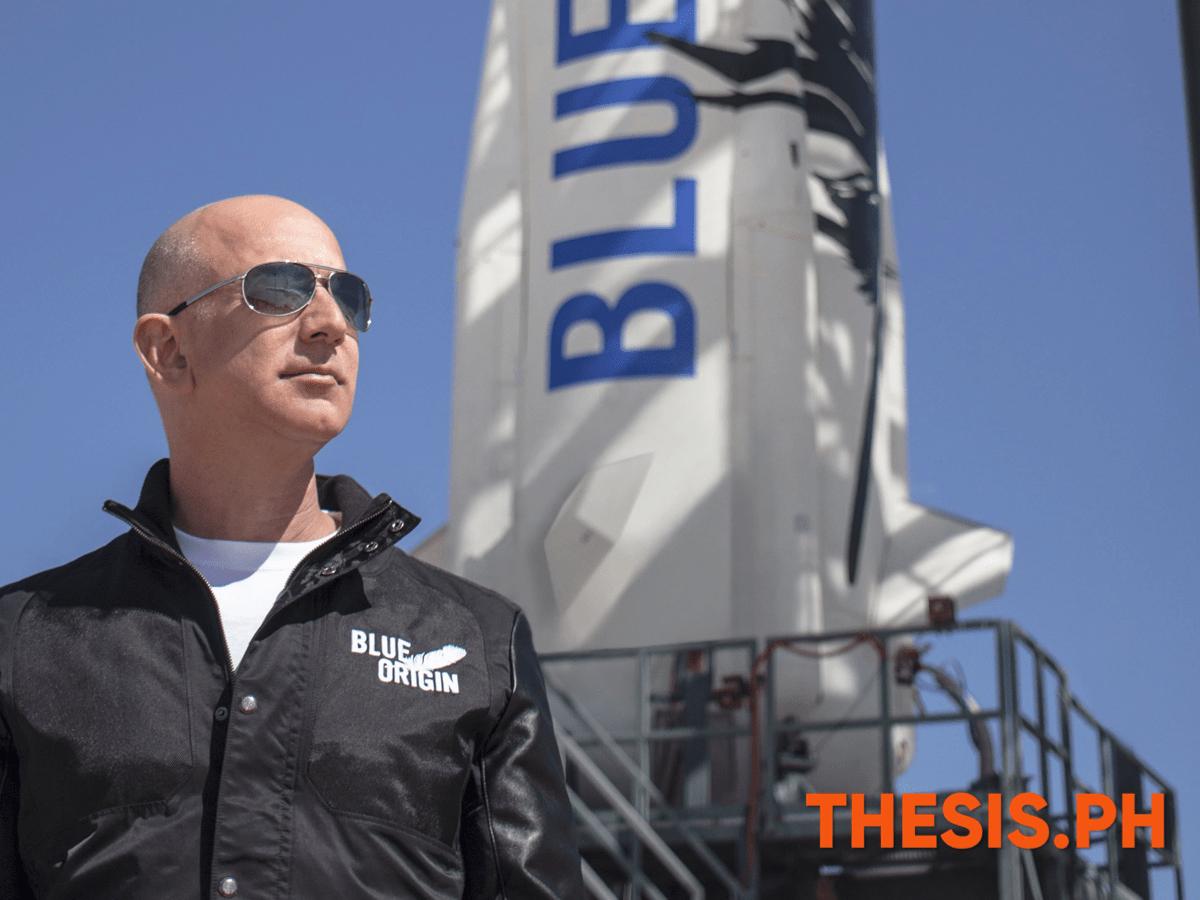 Jeff Bezos- Blue Origin Company - THESIS.PH