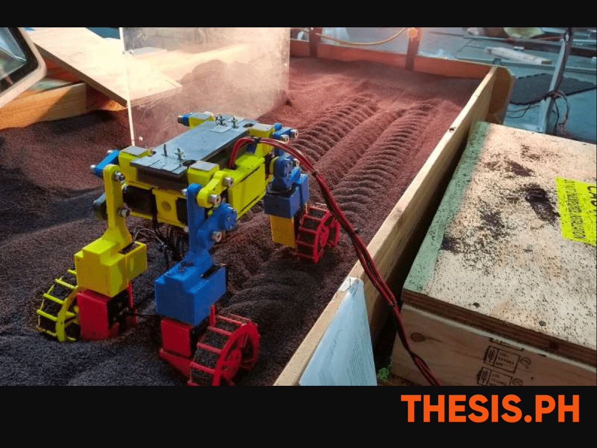 Plans on Future Applications for Future Rovers - THESIS.PH