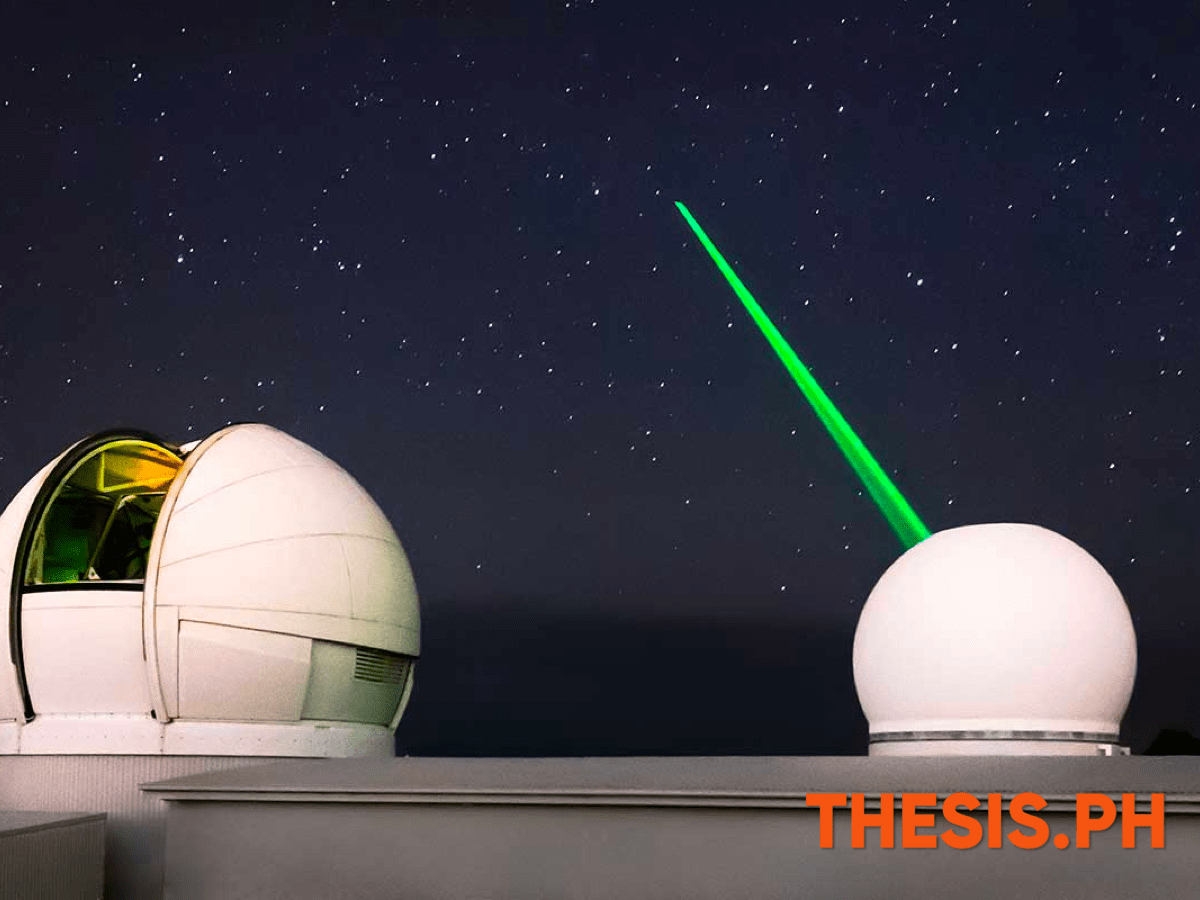 Tracking Networks and Global Laser Observation Stations - THESIS.PH